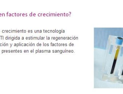En Alfredo Ruiz Clínica Dental hacemos uso del plasma rico en factores de crecimiento, beneficioso especialmente para Implantología