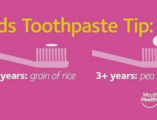 Te contamos qué cantidad de pasta de dientes tienes que poner en el cepillo de tu hijo según su edad…
